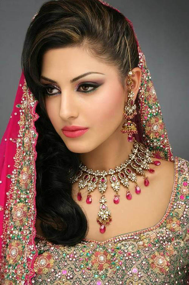 Beautiful indian brides learn life for East indian jewelry online